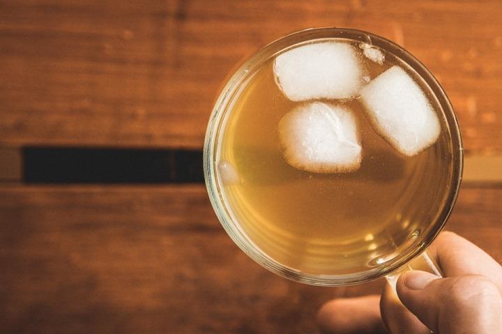 recette thé glacé américain