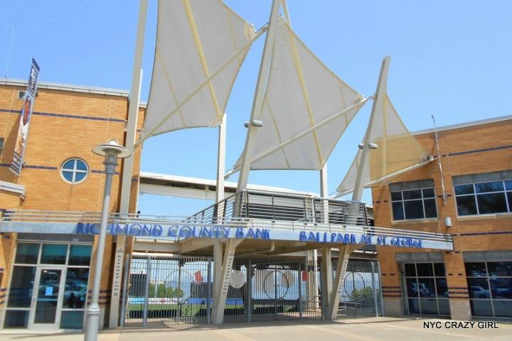 Richmond County Bank Ballpark st george staten island
