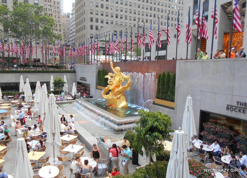 rockefeller plaza new york