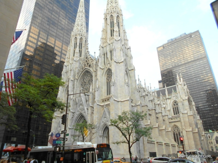 st patrick's cathedrale new york
