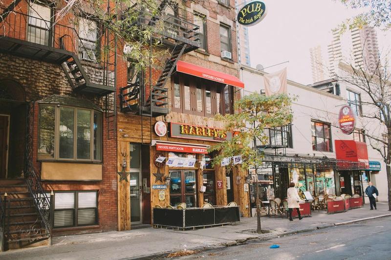 st patrick's day new york pub irlandais bière