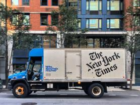 the new york times broadway