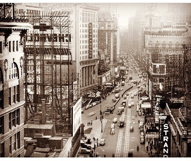 times square 1941