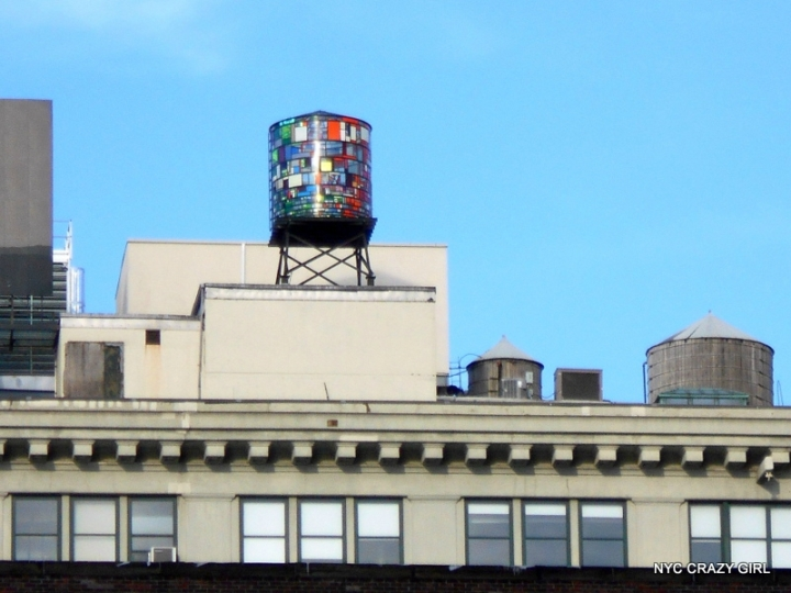 water tank tom fruins