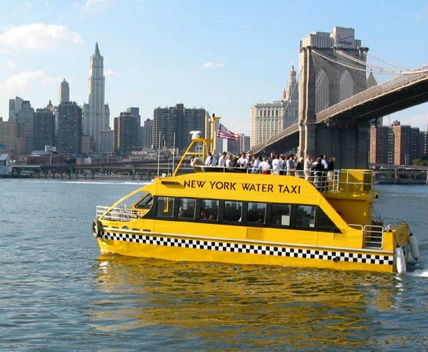 water taxi new york croisière