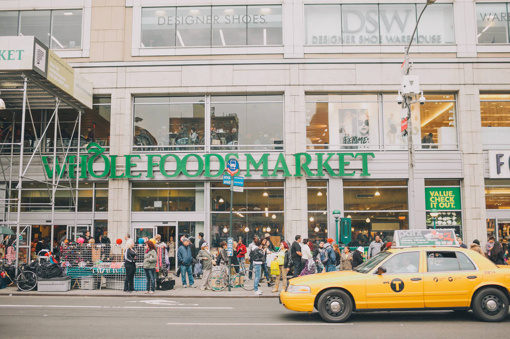 whole food market union square new york