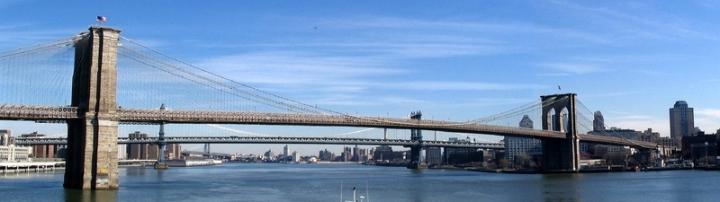 Brooklyn new york brooklyn bridge
