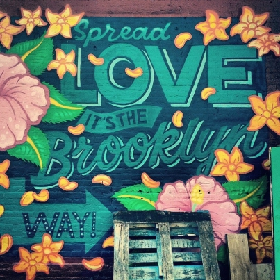 Brooklyn new york street art