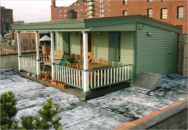 maison sur les toits new york rooftop penthouse (1)