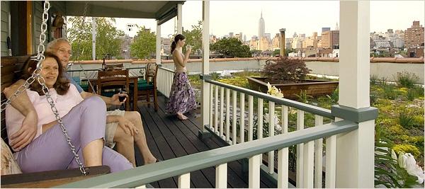 maison sur les toits new york rooftop penthouse (2)