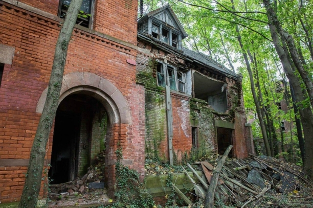 north brother island new york bronx halloween fantôme (3)
