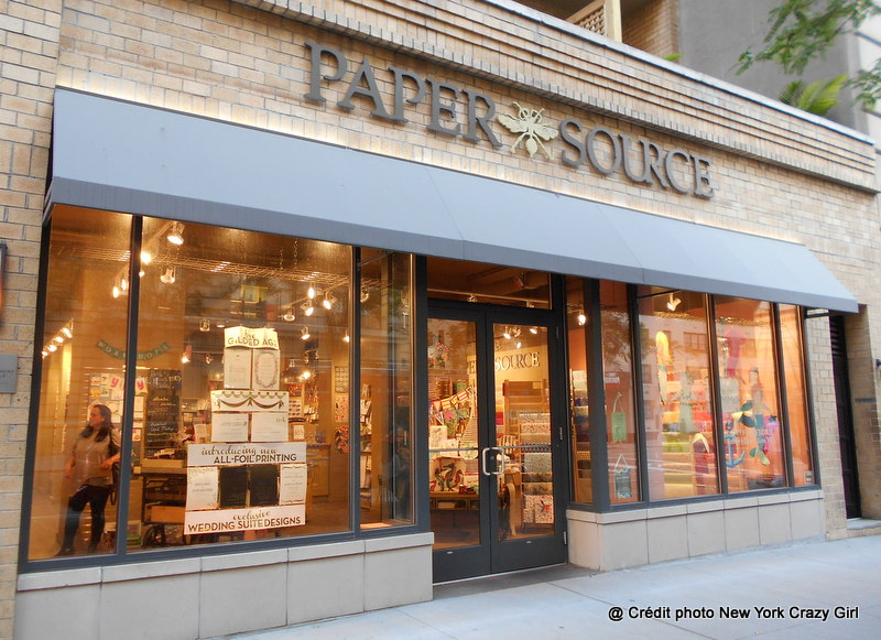 paper source scrapbooking new york