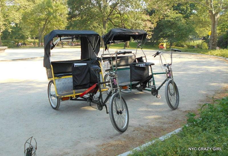 pedicab central park