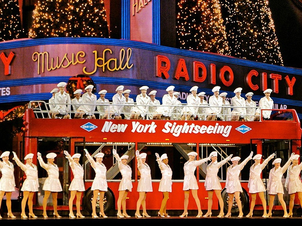 Radio City Christmas Spectacular noël new york spectacle broadway pas cher