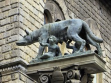 Romulus et Remus Florence