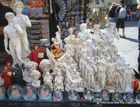 statues de David