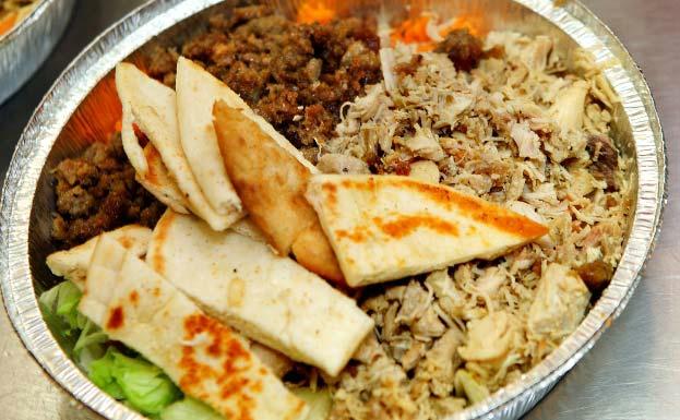 the halal guys new york food kebab food truck (2)
