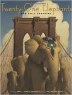 Twenty-one elephants and still standing de April Jones Prince