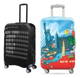 valise rigide voyage new york