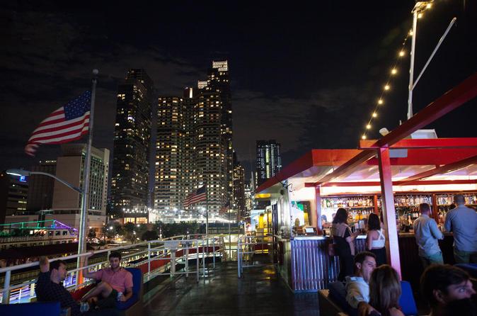 diner croisière 4 juillet new york feu artifice