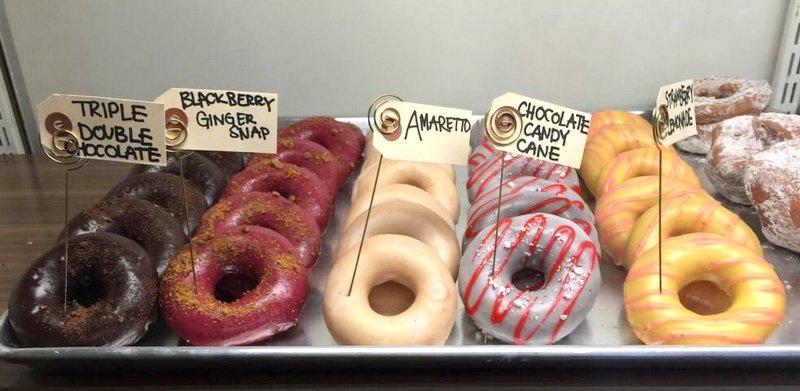Dough loco donut harlem