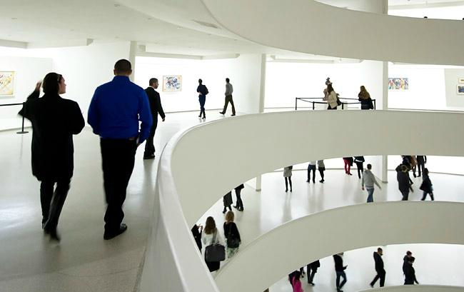musée guggenheim museum new york art