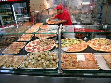 pizza pas cher new york