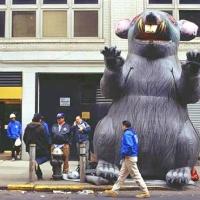Des rats géants sur les trottoirs de New York !