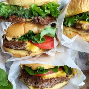 shake shack new york burger