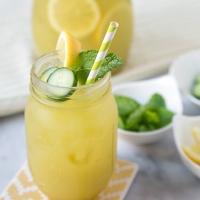 Recette de la citronnade à l'Américaine (la vraie recette, comme à New York)
