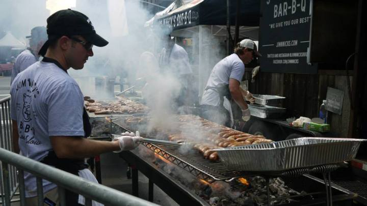 barbecue block party new york