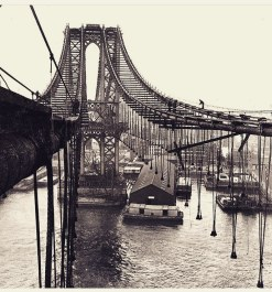 construction manhattan bridge new york 1903 (1)