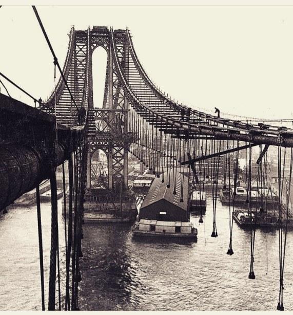 construction manhattan bridge new york 1903 (1)