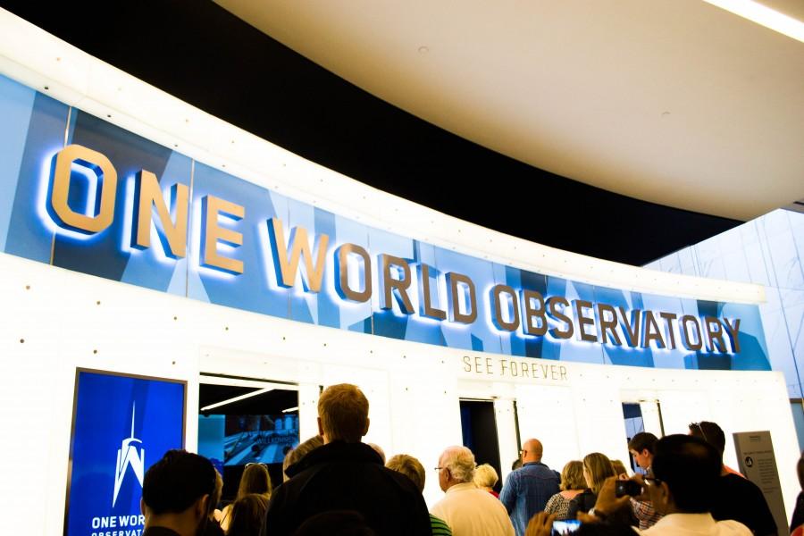 entrée one world trade center observatoire