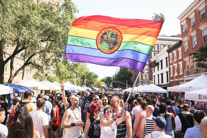 gay pride new york LGBT parade défilé (1)