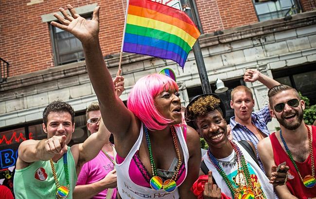 gay pride new york LGBT parade défilé (5)