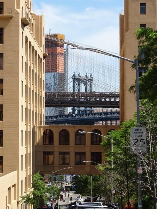 Manhattan bridge new york