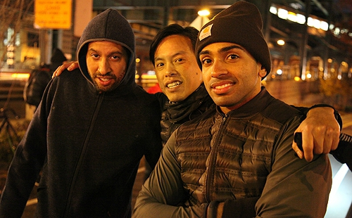 new york entre copains mecs amis potes (1)