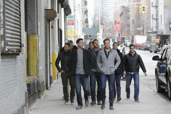 new york entre copains mecs amis potes