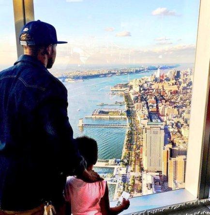panormama skyline new york