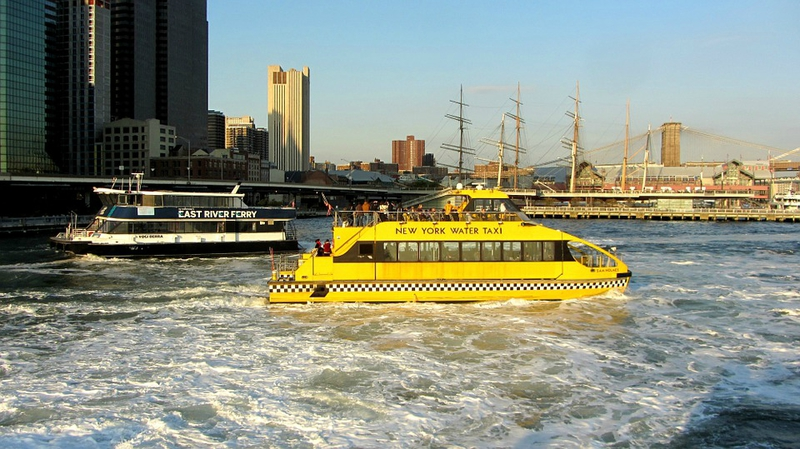 water taxi new york bon plan pas cher (2)