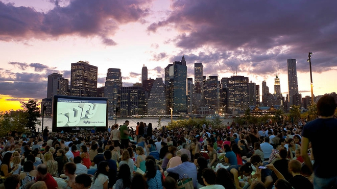 free summer movies festival new york