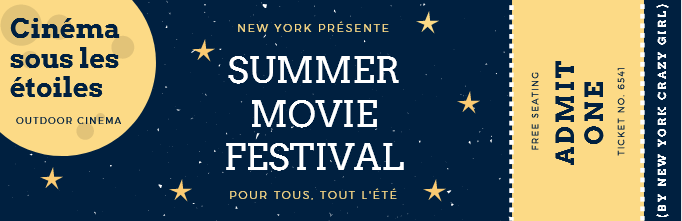 summer movie festival new york