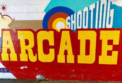 shooting arcade jeu coney island new york