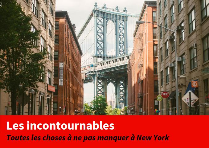 choses à voir incontournable new york