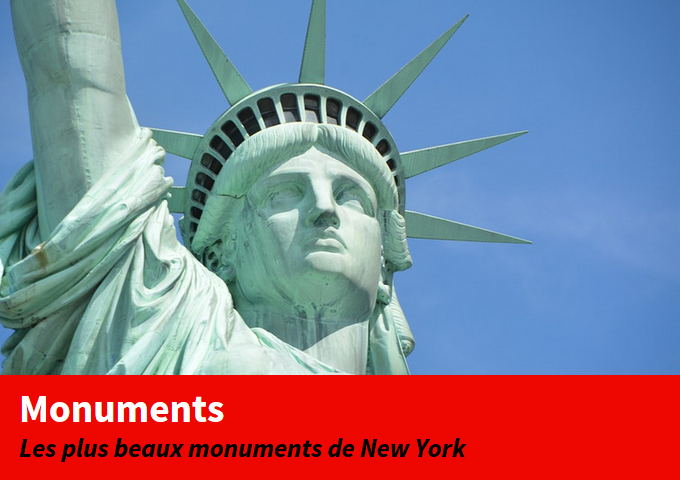 monuments à new york
