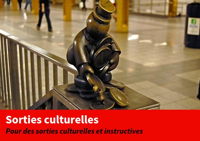 sorties culturelles new york