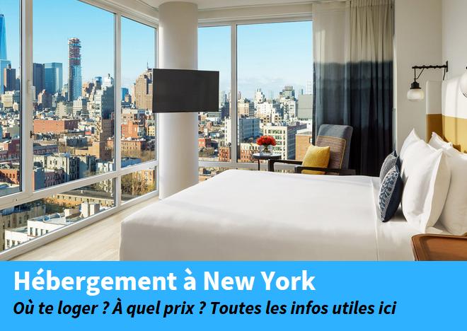 hotel pas cher new york