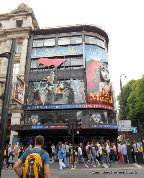 Londres comédie musicale picadilly (2)