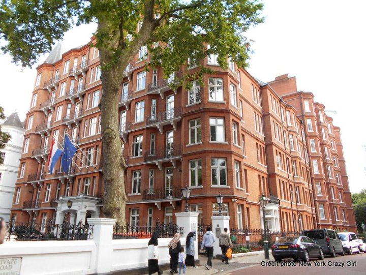 Londres Kensington